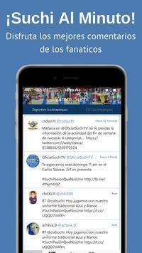 Suchi Noticias - Futbol del CD Suchitepéquez screenshot 2