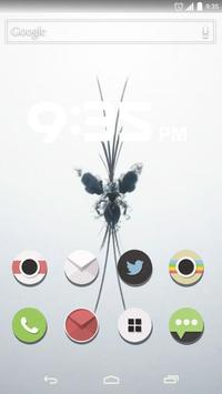 Futuristic Bee Live Wallpaper apk screenshot