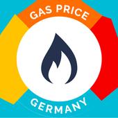 Germany gas prices Live(Deutschland Gaspreise) icon