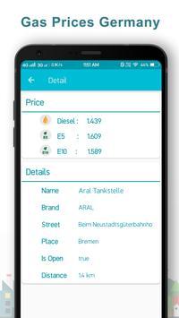 Germany gas prices Live(Deutschland Gaspreise) screenshot 4