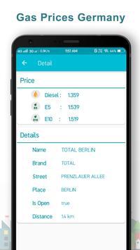 Germany gas prices Live(Deutschland Gaspreise) screenshot 5