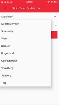 Austria Live Gas prices&Stations Near You screenshot 1