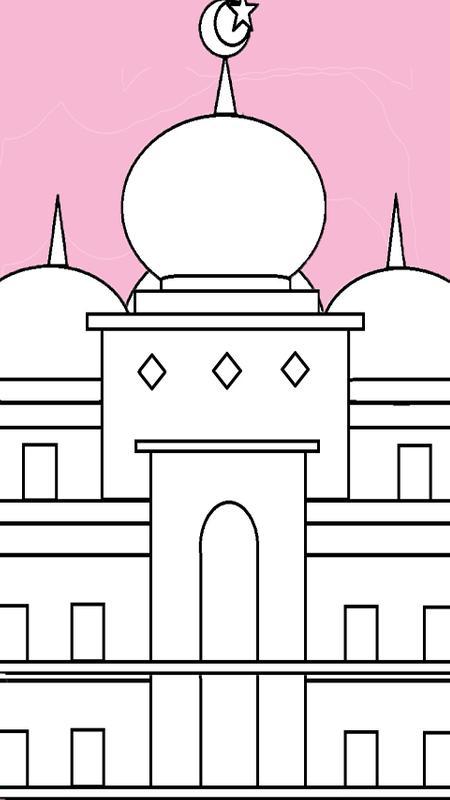 Mewarnai Masjid For Android Apk Download