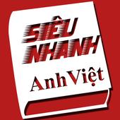 Từ điển Siêu Nhanh Anh Việt icon