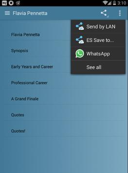 Flavia Pennetta screenshot 2
