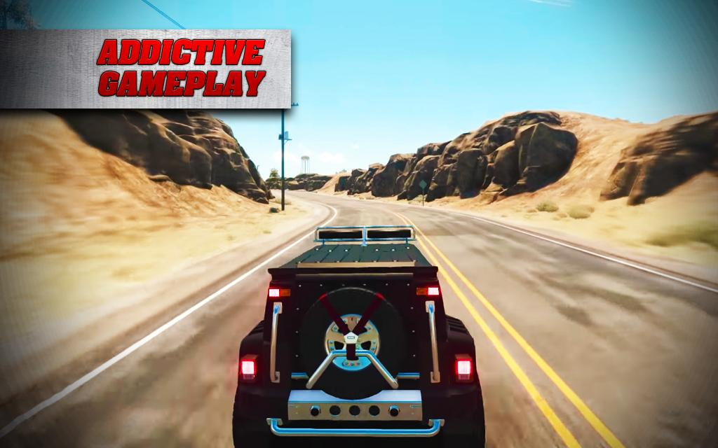 4x4 Jeep Driver 2018 : Offroad Russian SUV Driving for Android - APK
