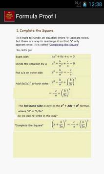 Maths School Guide apk screenshot