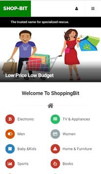 ShoppingBit poster