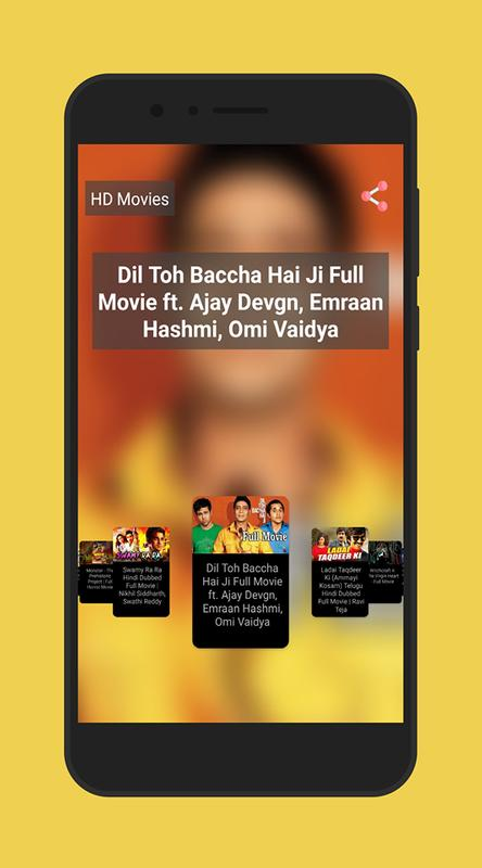 how to download bollywood movies on android mobile for free