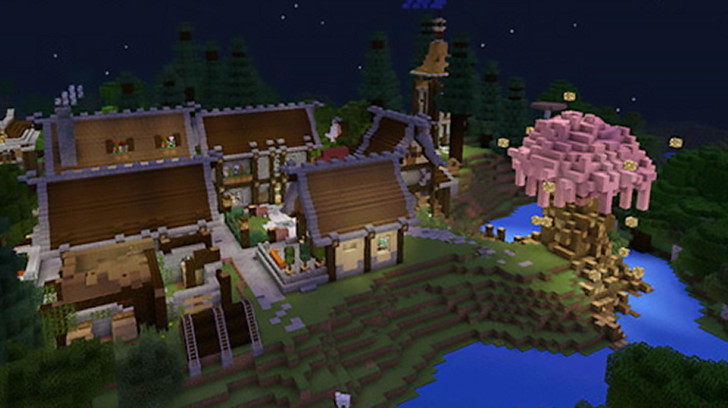 Fun House Maps For Minecraft For Android Apk Download