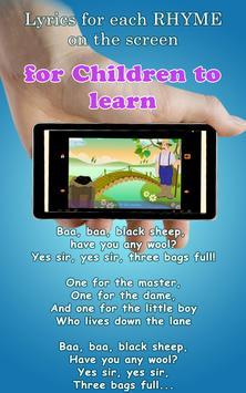 Top Nursery Rhymes songs Vol2 screenshot 21