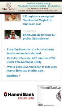 India Tribune News apk screenshot