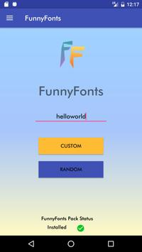 FunnyFonts poster