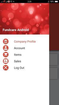 FundCare Reporting screenshot 1
