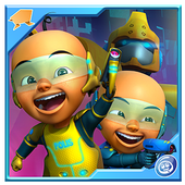 Upin Ipin Games icon
