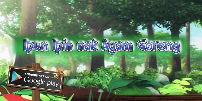 Upin Ipin Games poster