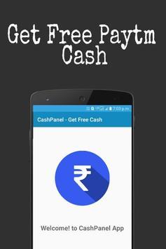 CashPanel - Get Free Cash poster