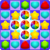 Juice Jelly Match 3 icon