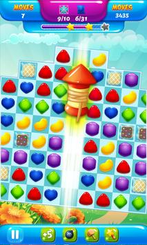 Juice Jelly Match 3 screenshot 3
