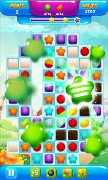 Juice Jelly Match 3 poster