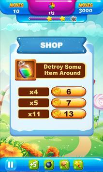 Juice Jelly Match 3 screenshot 4