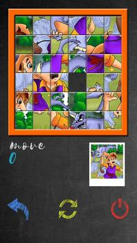 Classic Number Slide Puzzle screenshot 4