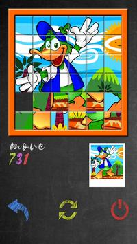 Classic Number Slide Puzzle screenshot 5