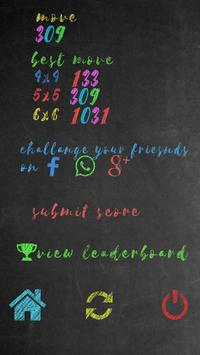 Classic Number Slide Puzzle screenshot 2