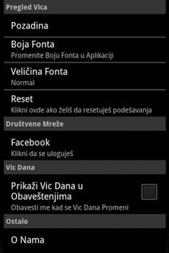 Čak Noris Vicevi apk screenshot