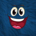Funny Smile Emoji Cartoon