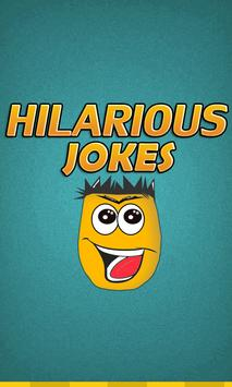 Funny Hilarious Jokes poster