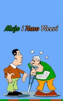 Vicevi - Mujo i Haso poster