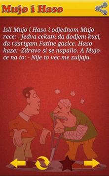 Vicevi - Mujo i Haso apk screenshot