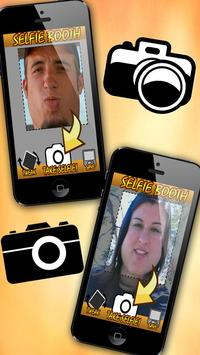 Funny Selfie Photo poster