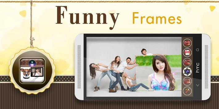 FUNNY PICTURE FRAMES APK Download - Free Photography APP for Android ...