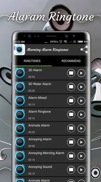 Alarm Ringtones : Loud Alarm Clock Ringtone 2018 screenshot 3