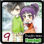 truyện teen p9 offline icon