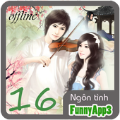 kho ngôn tình 16 offline icon