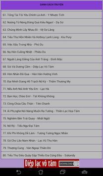 Truyện ngôn tình 10 offline apk screenshot