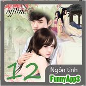 Truyện ngôn tình 12 offline icon