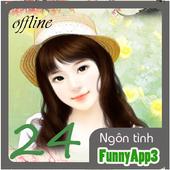 Truyện ngôn tình offline t24 icon