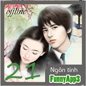 ngôn tình offline t21 icon