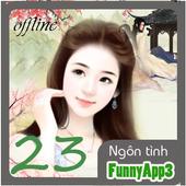 truyện ngôn tình 23 offline icon