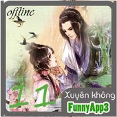 Truyện xuyên không 11 offline icon