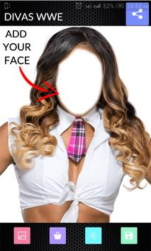Photo Editor for WWE DIVAS poster