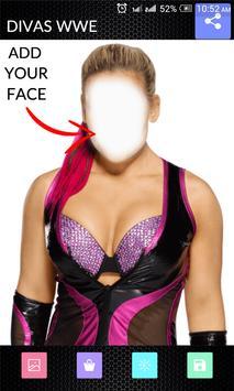 Photo Editor for WWE DIVAS apk screenshot
