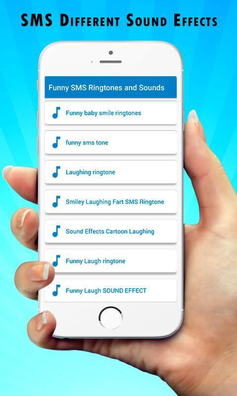 Funny SMS Ringtones & Sounds for Android - APK Download