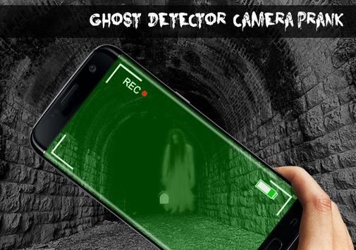 Ghost In Photo Prank poster