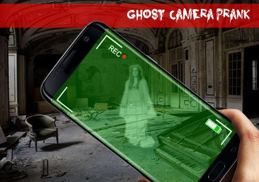 Ghost In Photo Prank screenshot 1