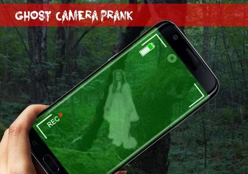 Ghost In Photo Prank screenshot 2